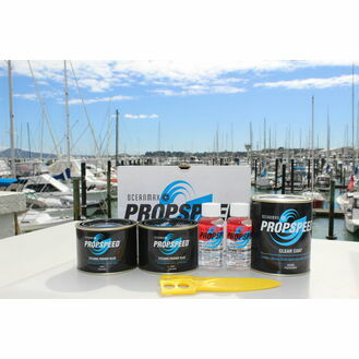 Ocean Max Propspeed Propeller Foul Release Coating System