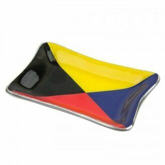 Nauticalia 'Code Flag ''Z'' Tray'