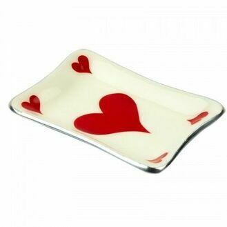 Nauticalia 'Heart Card' Tray
