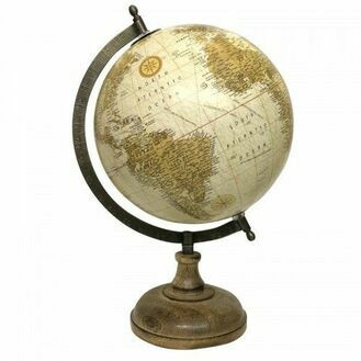 Nauticalia Drake Globes (Available in Different Sizes)