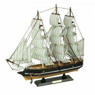 Nauticalia Wooden Model Ship - Cutty Sark - 33cm