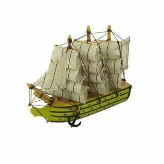 Nauticalia Wooden Model Ship - HMS Victory - 16cm