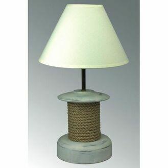 Nauticalia Lamp and Shade - Capstan