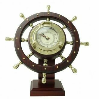 Nauticalia Helmsman Clock