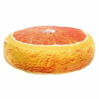 Orange Slice Cushion, 40cm