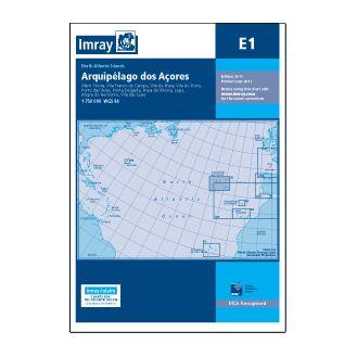 Azores - Imray Chart E1