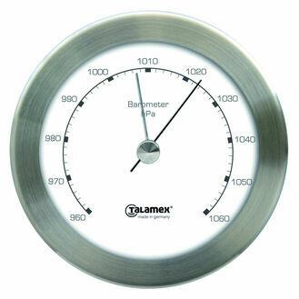 Talamex Series 100 Stainless Steel Barometer