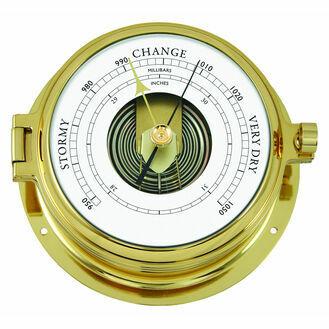 Talamex Series 160 Solid Brass Barometer