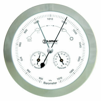 Talamex Weatherstation - Barometer, Thermometer & Hygrometer
