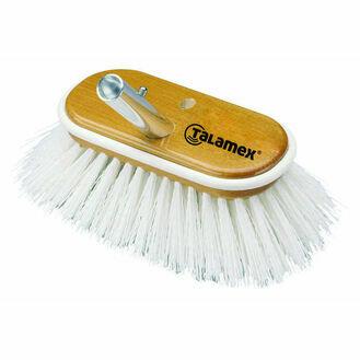"Talamex Deluxe Deck Brush Head 8"" White"