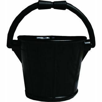 Talamex PVC Bucket (Black)