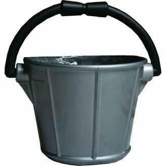 Talamex PVC Grey Bucket