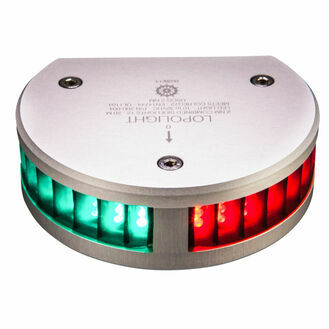 Lopolight - 2nm Combined sidelights w/2.5 metre cable