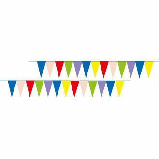 Talamex Decor Flags Coloured (12m)