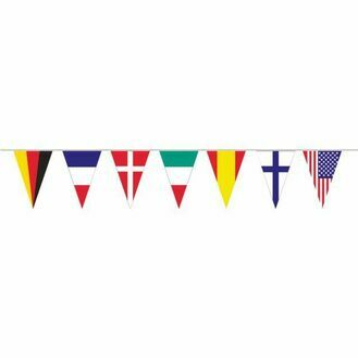 Talamex Decor Flags International (12m)
