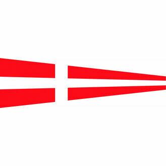 Talamex Signal Flag Nr. 4 (30cm x 36cm)