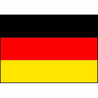 Talamex German Flag (20cm x 30cm)
