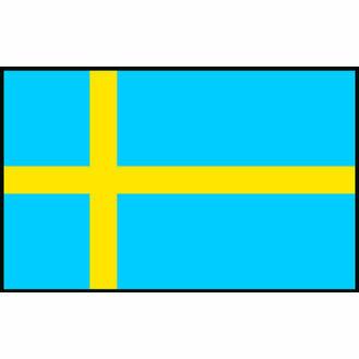 Talamex Sweden Flag (20cm x 30cm)