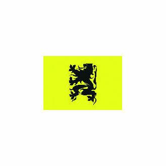 Talamex Flanders Flag 20cm x 30cm