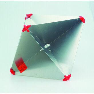 Talamex Radar Reflector 34cm x 34cm x 47cm
