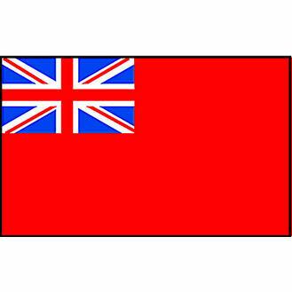 Talamex England Flag (20cm x 30cm)