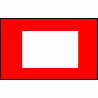 Talamex Towing Flag (20cm x 30cm)