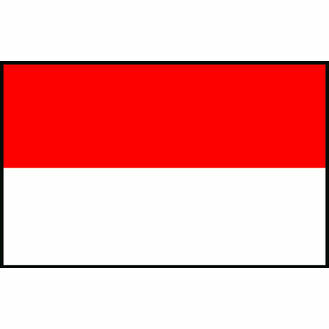 Talamex Red White Flag 70cm x 100cm