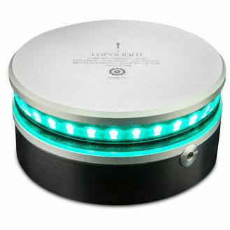 Lopolight - 2nm 360° Green w/0.7 metre cable