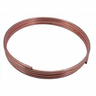 Talamex Copper Pipe (6 x 8mm)