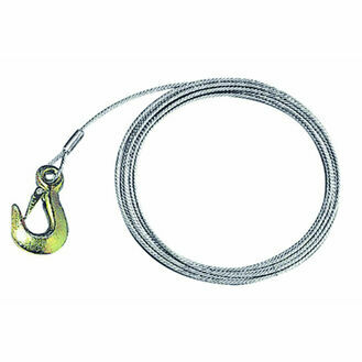 Talamex Winch Cable Wt-70C-8 M