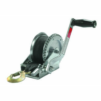Talamex Wt 73-14Z Winch, Belt & Hook