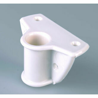 Talamex Oarlock Socket Side/Top Mount White
