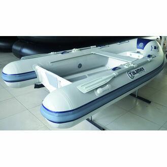 Talamex Silverline 270 Aluminum RIB Boat