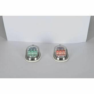 Talamex LED Navigation Lights Ss Set (Starboard+Port)