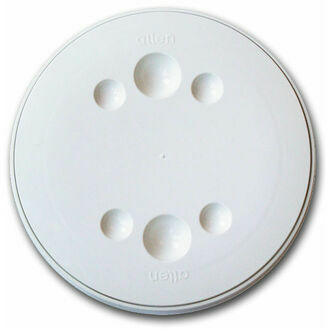 Allen 108mm Lp Hatch Cover - White