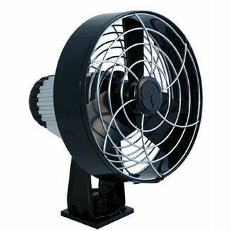Kona - Black 12V - Waterproof Fan