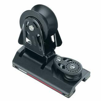 Harken 27 mm Adjustable CB Car Sheave, 2:1