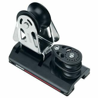Harken 27 mm ESP Adjustable CB Car 2 Sheave, 2:1