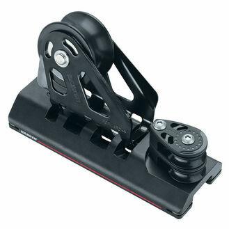 Harken 32 mm Adjustable CB Car 2 Sheaves, 4:1