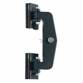 Harken 32 mm Swivelitch Double Headboard Car Assembly