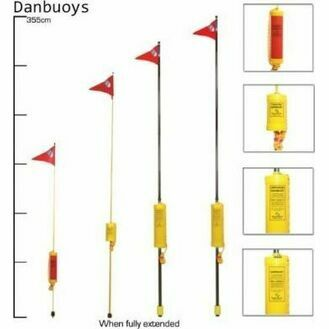 Ocean Safety Traditional Danbuoy - Offshore