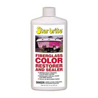 Starbrite Fiberglass Colour Restorer