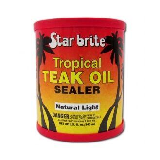 Starbrite Tropical Teak Oil/Sealer