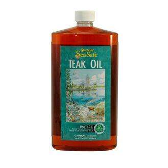 Starbrite Sea-Safe Teak Oil Low VOC