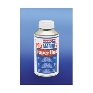 PVC 'Superflex' Flexible Paint - 500ml Tin