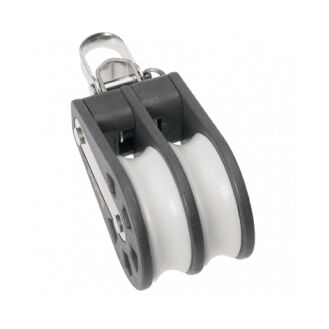 Plain Block Double Rev Shackle