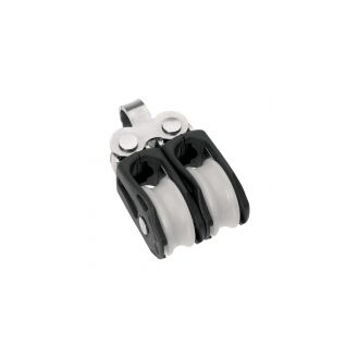 Ball Bearing Block Double Fixed Eye