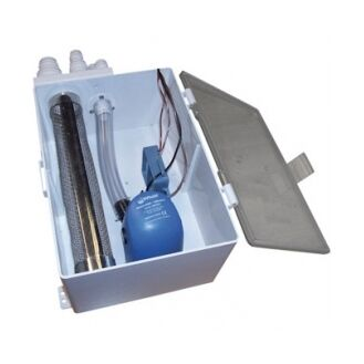 Whale Shower Sump System - 500 GPH