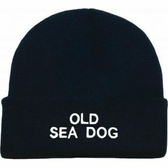 Nauticalia Beanie Hat - Old Sea Dog