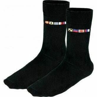 Nauticalia Crew Socks - Left/Right
